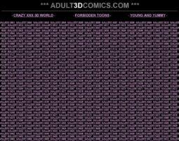 Adult 3D Comics
