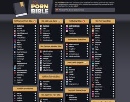 Hot Porn Bible