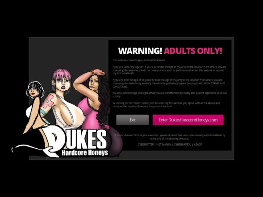 Duke's Hardcore Honeys