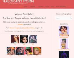 Valorant Porn Gallery