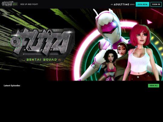 Futa Sentai Squad