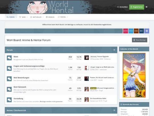 World of Hentai